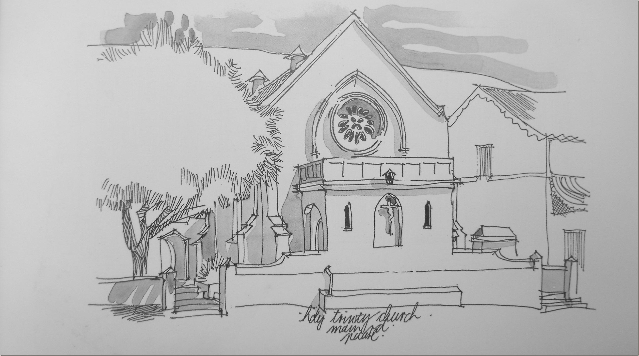 Holy Trinity Anglikaanse kerk - Christof Albertyn