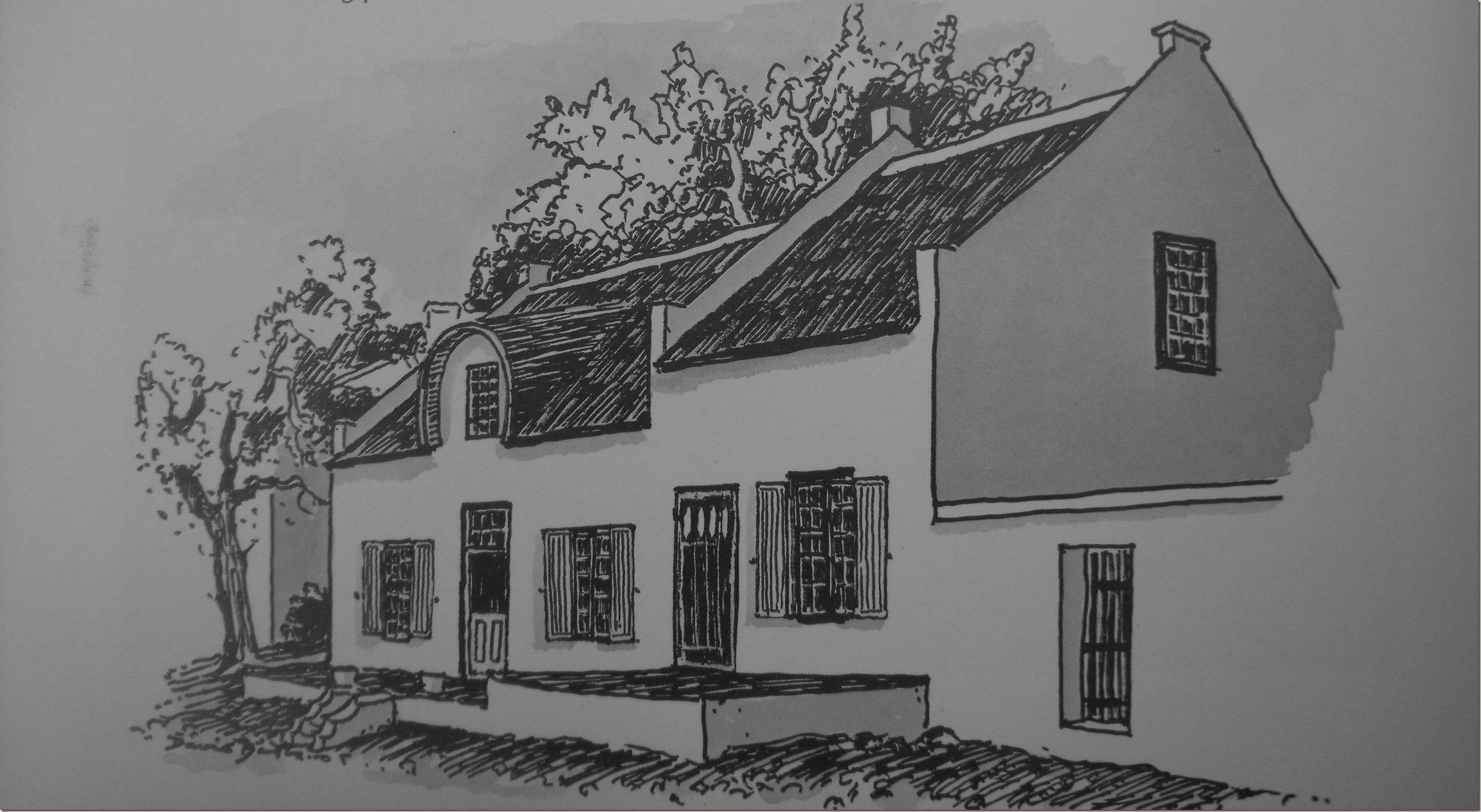 Huis Wolfaardt - David Botha