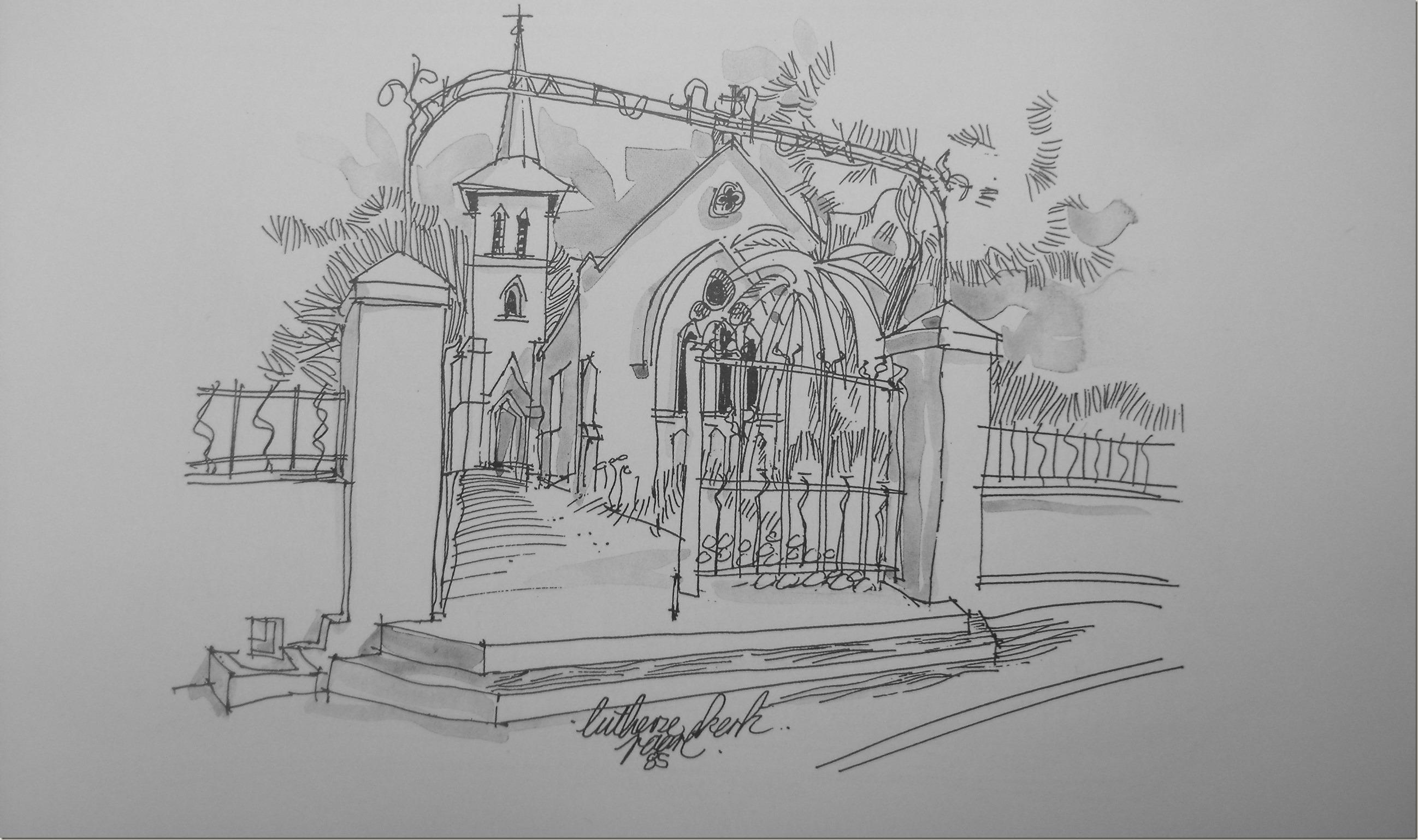 Lutherse kerk - Christof Albertyn