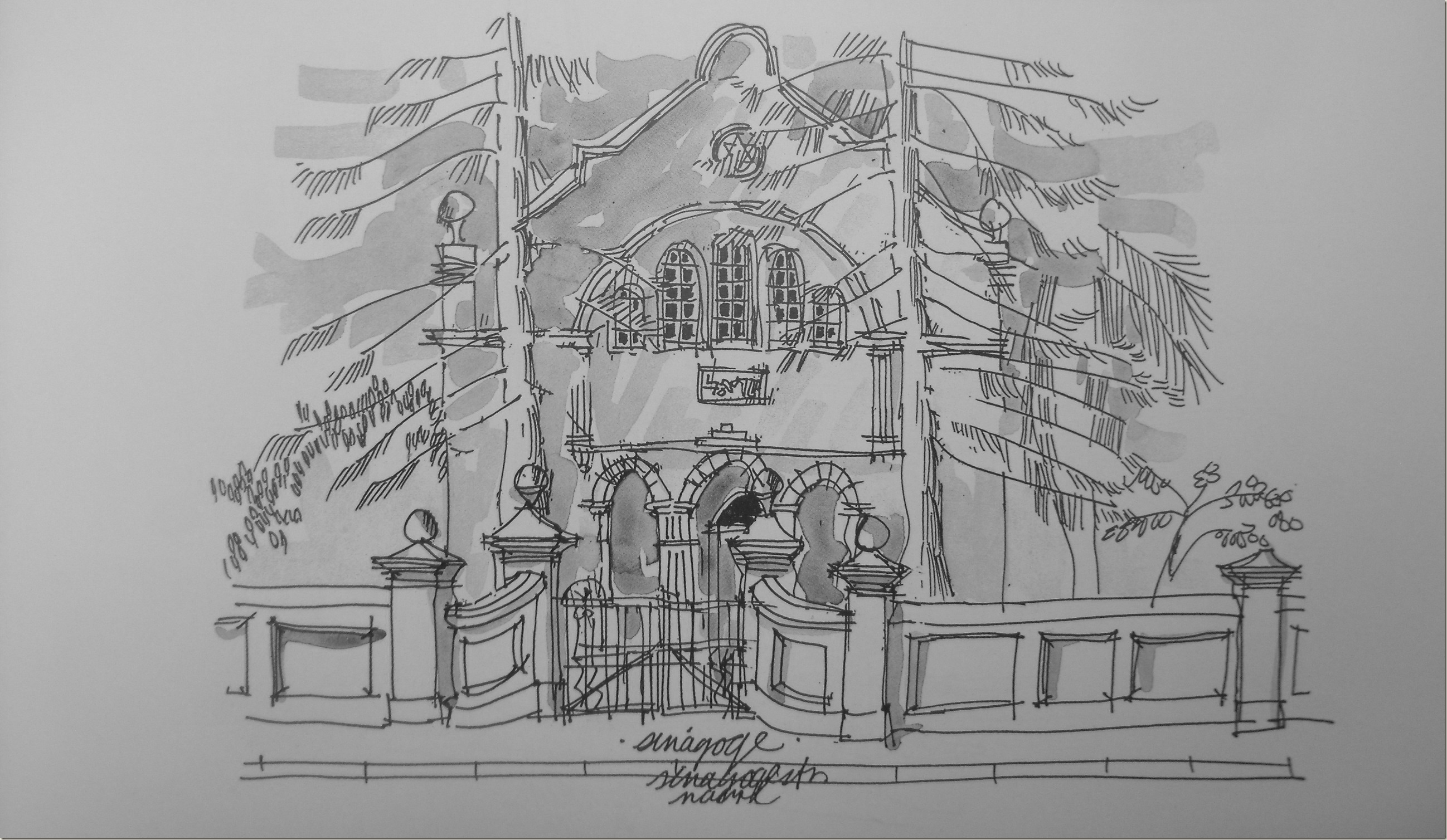 Sinagoge - Christof Albertyn